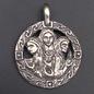 OMEN Three Bridgits Pendant in Sterlig Silver