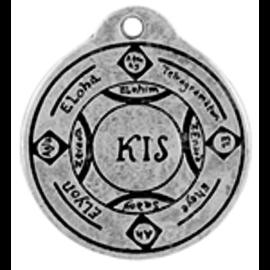 Circle of Solomon Talisman Pendant