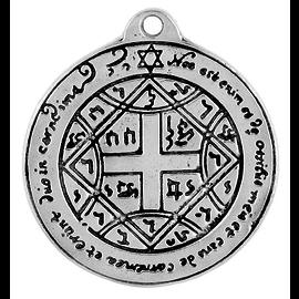 Pentacle Love Talisman Pendant