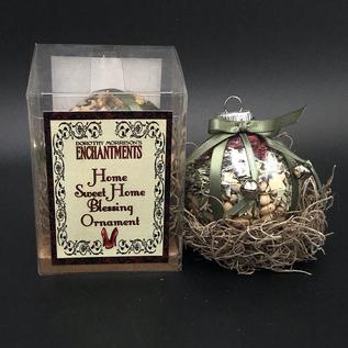 OMEN Dorothy Morrison's Home Sweet Home Blessing Ornament