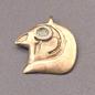 OMEN Falcon Headed Horus pendant in Bronze