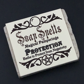 Soap Spells - Protection