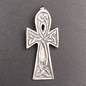OMEN Celtic Ankh Pendant in Sterling Silver