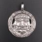 OMEN Lugh Pendant in Sterling Silver