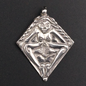 OMEN Sheila na Gig Pendant in Sterling Silver