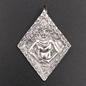 Bridgit Pendant in Sterling Silver