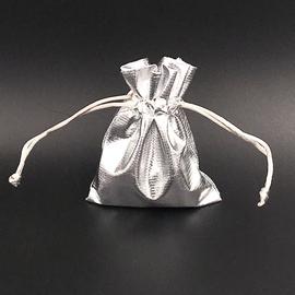 Silver Mojo Bag