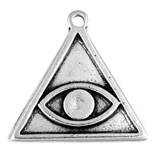 OMEN Avert Evil Eye Talisman Pendant