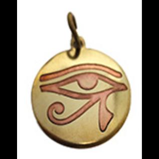 OMEN Eye of Horus Charm Pendant for Health, Strength, & Vigour