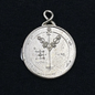 Consignment Solomon Seal Fourth Pentacle of Jupiter in White Bronze