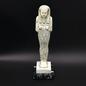 OMEN Ushabti Egyptian Tomb Figurine on Marble Base