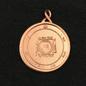 Solomon Seal Fifth Pentacle of Venus in Red Bronze