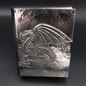 OMEN Small Dragon Journal with Metal Cover