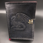 Small Dragon Journal in Black