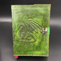 OMEN Small Dragon Journal in Green