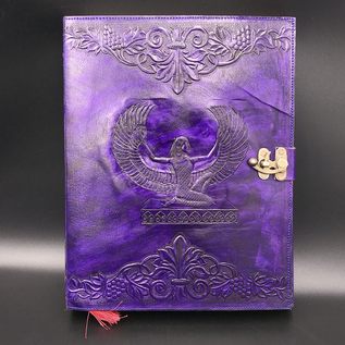 Large Isis Journal in Purple
