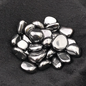 Stone Spinner Small Tumbled Hematite