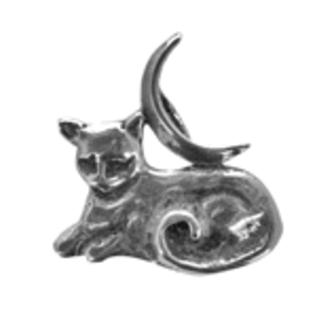 OMEN Mystic Moon Cat Pendant