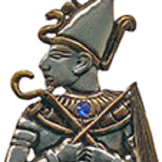 OMEN Osiris Amulet for Good Judgement