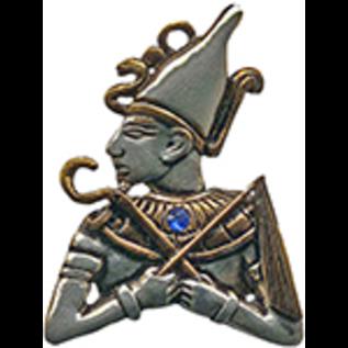 Osiris Amulet for Good Judgement