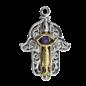 OMEN Hand of Khamsa Pendant - Luck & Protection