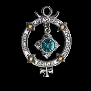 OMEN Ring of Mercury Pendant - Divine Knowledge