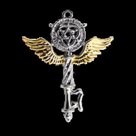 Key of Solomon Pendant - Protection of Mind & Spirit