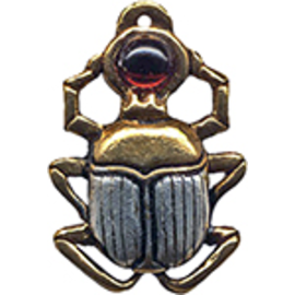 Scarab Amulet for Courage & Protection