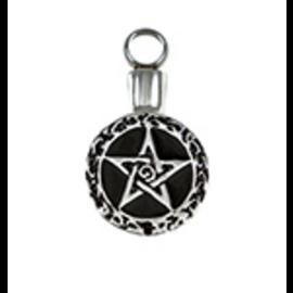 Pentagram Keepsake Love Vial