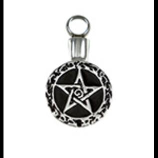 OMEN Pentagram Keepsake Love Vial