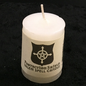 Dark Candles Protection Shield Votive Candle