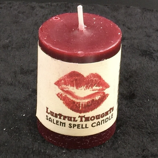 Lustful Thoughts Votive Candle