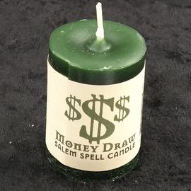 Money Draw Votive Candle