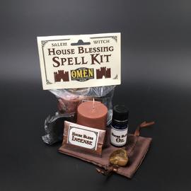 Salem Witch House Blessing Spell Kit