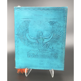 Small Isis Journal in Blue