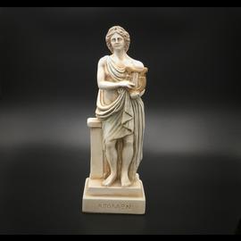 Apollo statue - 8 Inches Tall - Made in Greece