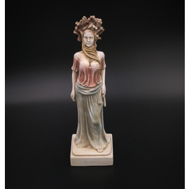 Medusa Statue - 13 inches tall - Made in Greece