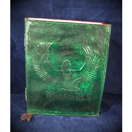 Small Isis Journal in Green
