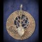 Sterling Silver Moonstone Designer Pendant