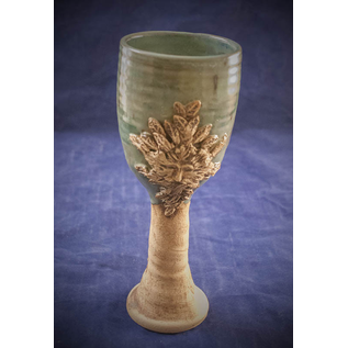 OMEN Chalice in Green with Green Man