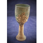 The Wolfhouse Gallery Chalice in Green with Green Man