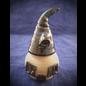 Gnome Tea Light House in Blue