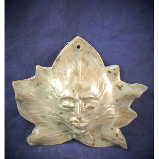 Spirit of the Woods Wall Plaque (Glazed)