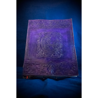 OMEN Large Raven Journal in Purple