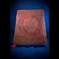 OMEN Large Herbal Pentagram Journal in Brown