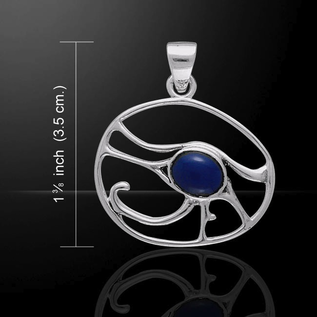 OMEN Eye of Horus with Lapis