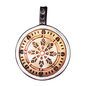 Starlinks Wheel of Law Talisman for Health, Wealth, & Happiness