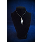Firefly Pendant with Clear Quartz Point