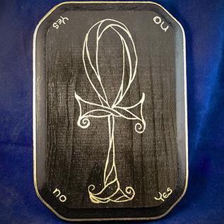 OMEN Ankh Pendulum Board
