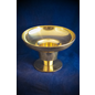 OMEN Brass Taper and Pillar Candle Holder